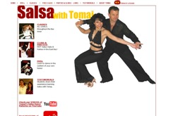 Salsa With Tomaj